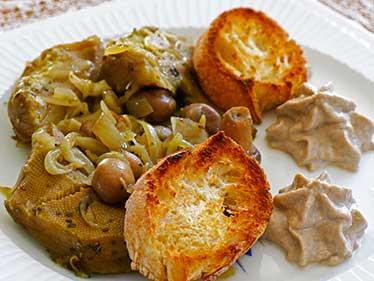 Recettes cuisine r gime sans sel - Recettes cuisine regime mediterraneen ...